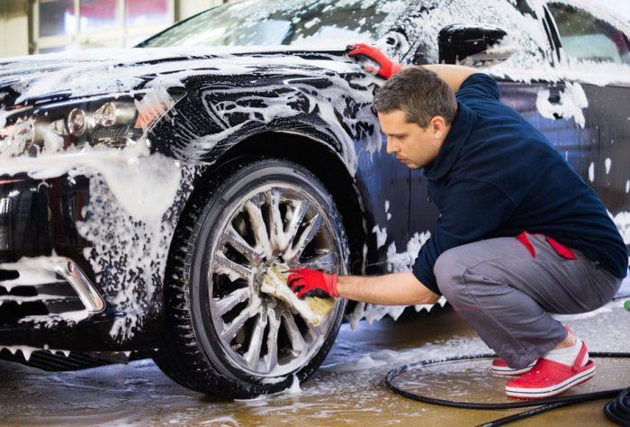 Jasa Cuci Kendaraan