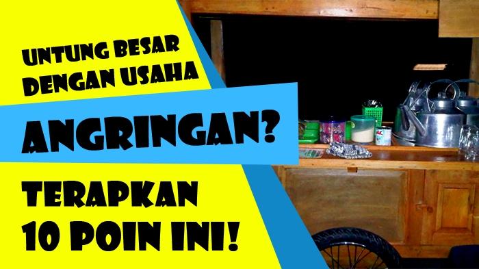 Usaha Angkringan