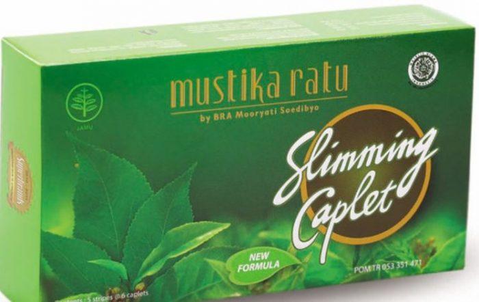 Mustika Ratu Slimming Tea