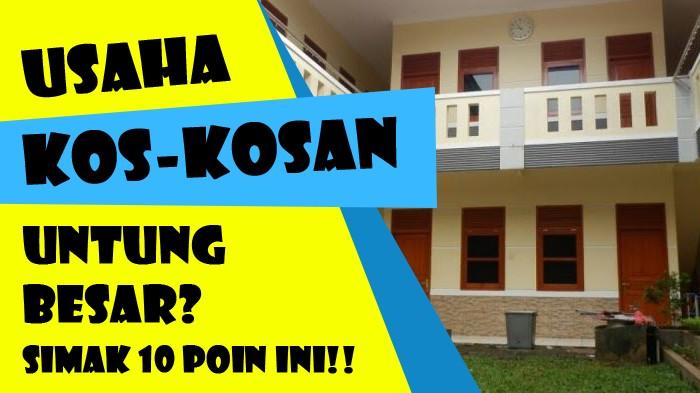 Usaha Kos Kosan
