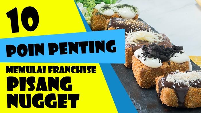 Franchise Pisang Nugget