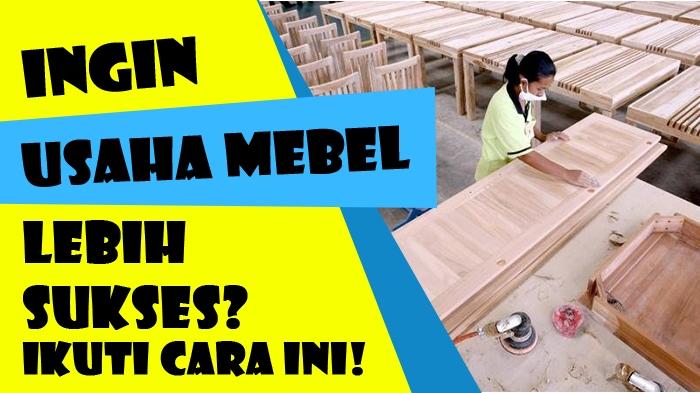 Usaha Mebel