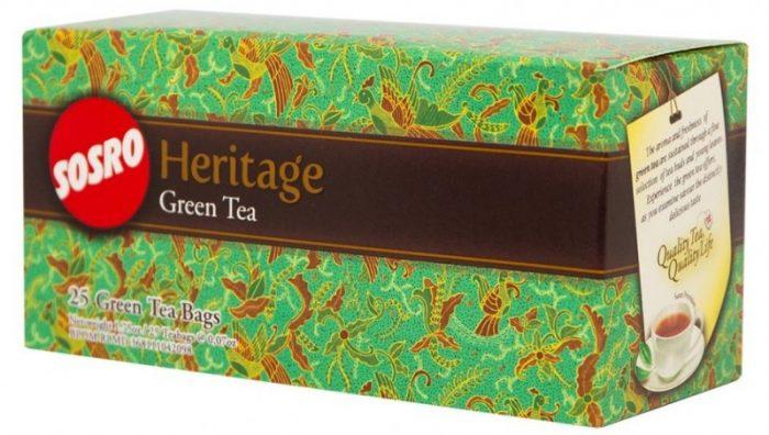 Sosro Heritage Green Tea