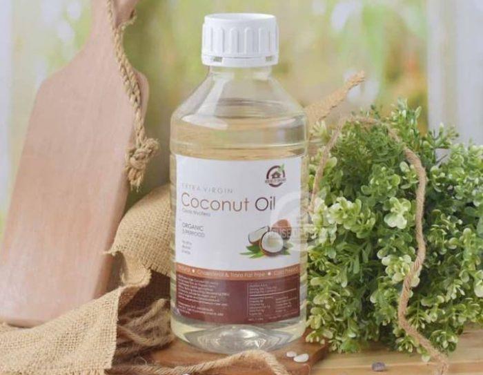 Merk Virgin Coconut Oil