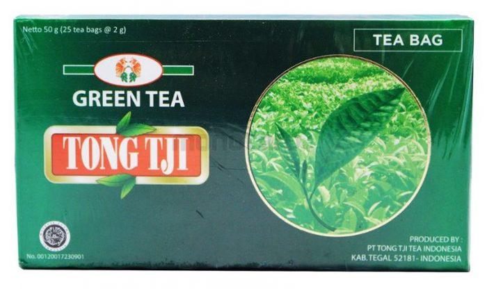 Tong Tji Green Tea