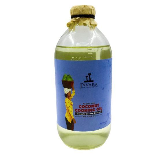 Javara Coconut Cooking Oil