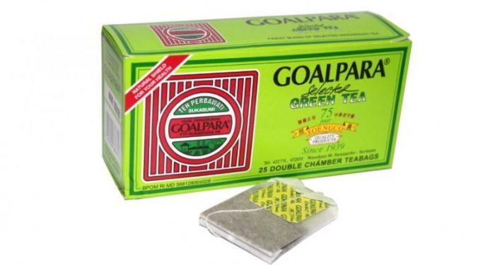Goalpara Teh Hijau