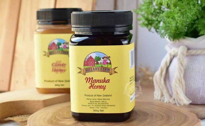 Hillary Farm Manuka Honey