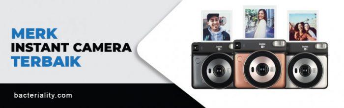 Merk Kamera Polaroid