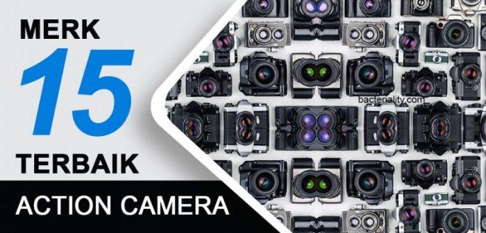 Merk Action Camera