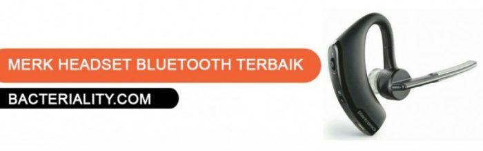 Merk Headset Bluetooth Terbaik