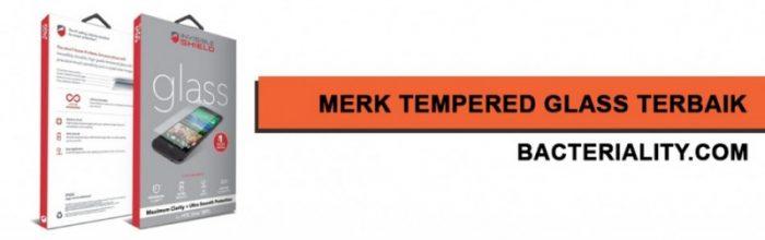 Merk Tempered Glass