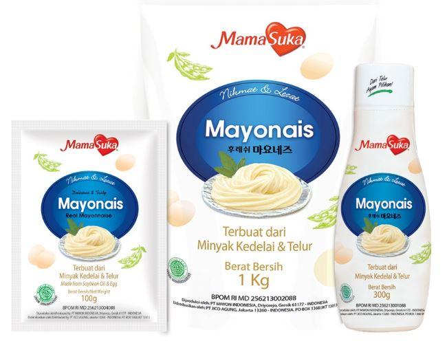 Merk Mayonaise Terbaik