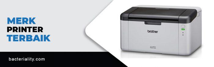 Merk Printer yang Awet