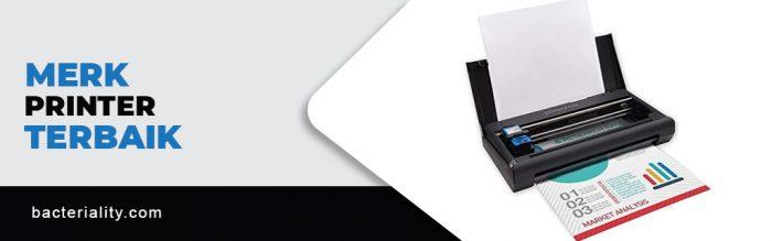 Merk Printer yang Bagus untuk Cetak Foto
