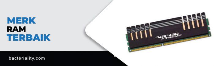 Merk RAM untuk Gaming
