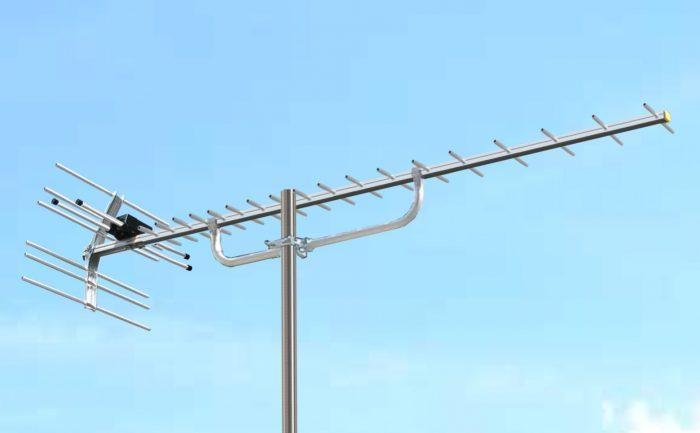 Merk Antena TV Outdoor